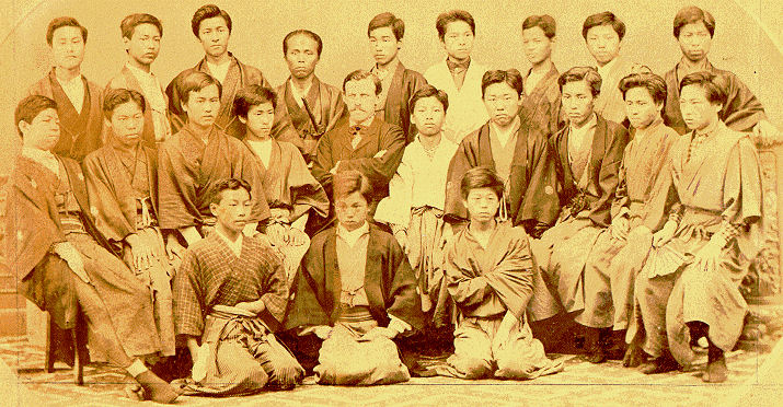 Missionary Conference held at Osaka in 1883!