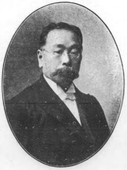 The first Young Men's Christian Association in Japan.